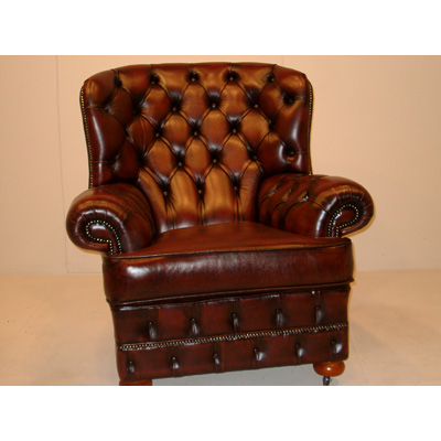 Image of Balmoral Tub Chair by Claridge Upholstery