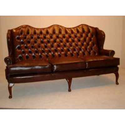 Image of Queen Anne 3 Seater by Claridge Upholstery